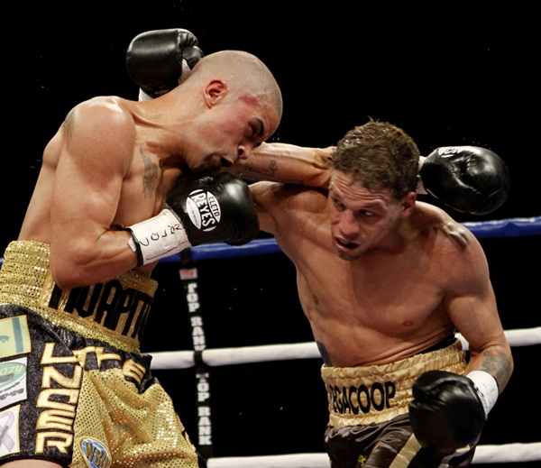 6 oct 2012 Results from Puerto Rico The War- Vazquez vs Oquendo 2 2